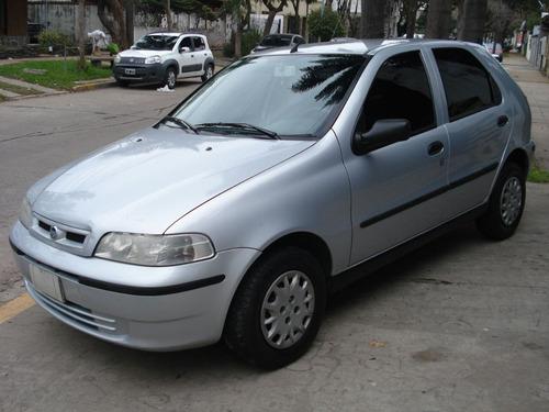Imagen 1 de 14 de Permuto Financio Fiat Palio 1.3 16v No Gol Clio Corsa 206