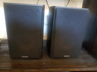 Parlantes Edifier R1000 T4 2.0 Impecables