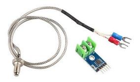Módulo Max6675 + Termopar Tipo K Sensor Temperatura Arduino