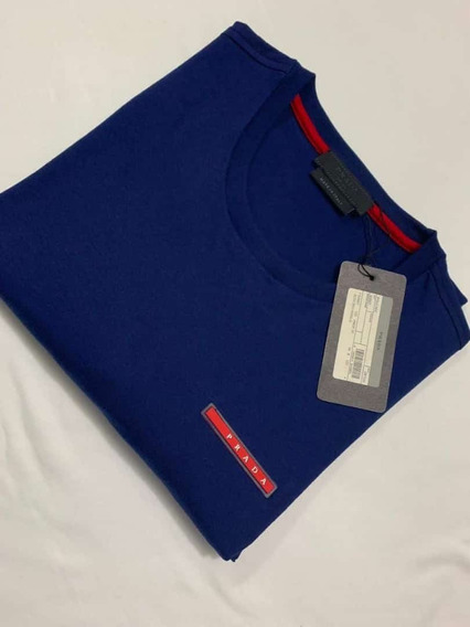 Camiseta Prada Made In Italy