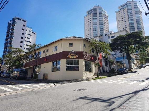 Ponto Comercial Para Padaria, Restaurante E Lanchonete, Na Santa Teresinha, Excelente Localização - Pt00002 - 33690469