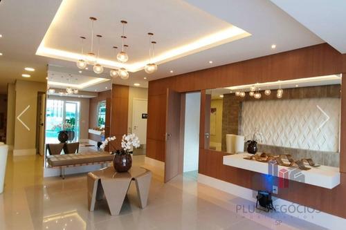 Apartamento À Venda Em Vila Scarpelli - Ap007949