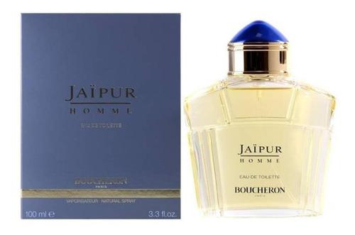 Perfume Original Jaipur De Boucheron Para Hombre 100ml