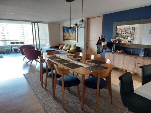 Imagen 1 de 12 de Apartamento Moderno En Venta, Loma De Las Brujas, Envigado.