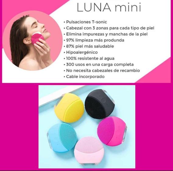 Forever Foreo Luna Mini Masajeador Facial Rostro