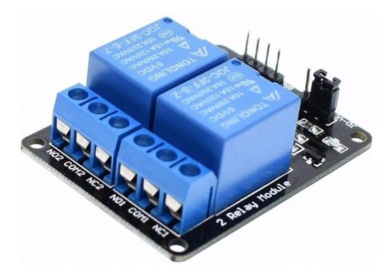 Módulo Relés Arduino 5v Automação- Kit Com 15 Uni