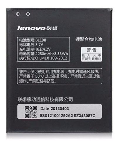Bateria Pila Lenovo Bl198 A850 S890 A830 K860 S880 Nuevas