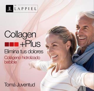 Colageno Bebible Plus Vitamina C Magnesio + Calcio Lappiel