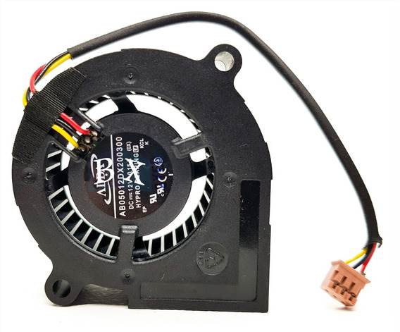 Cooler Projetor Sony Dx140 12v Ab05012dx200300 Plug Marrom