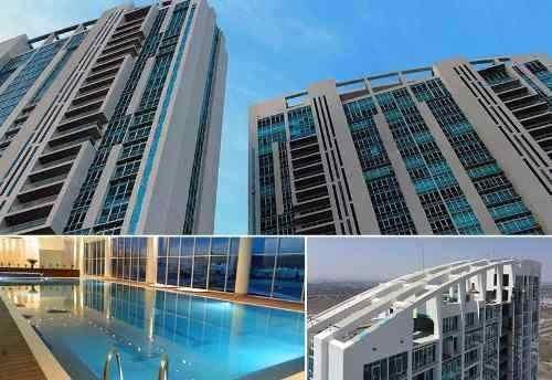 Precioso Departamento En Juriquilla Towers, Amueblado Ganelo