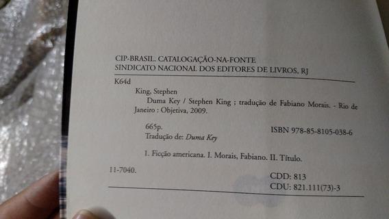 Livro Duma Key Stephen King