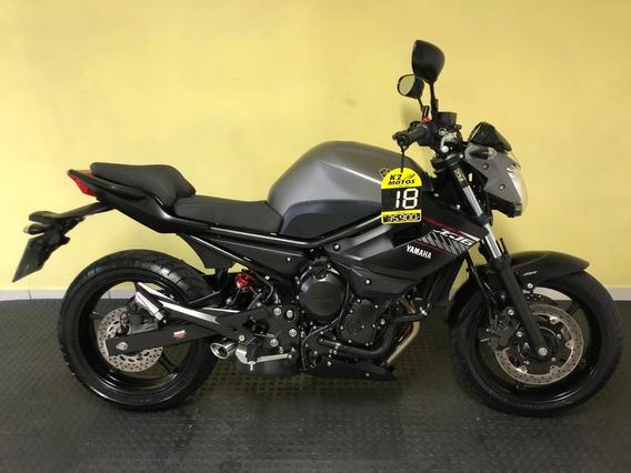 Yamaha Xj6 N Abs (2018)