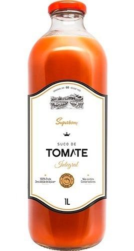 Imagem 1 de 2 de Suco Tomate Integral 1 Litro