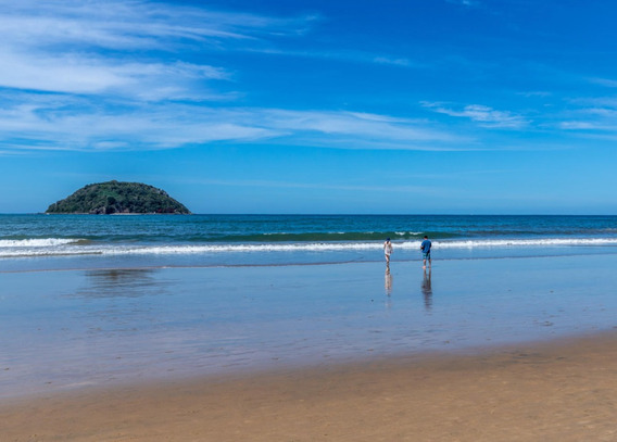 Villa Beachfront | Frente A Playa | Rincon De Guayabitos