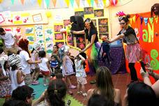 Animaciones Infantiles, Shows Con Burbujas,títeres, Cuentos