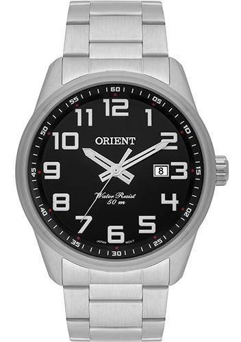 Relógio Orient Analógico Quartz Mbss1271 P2sx 42mm Wr50