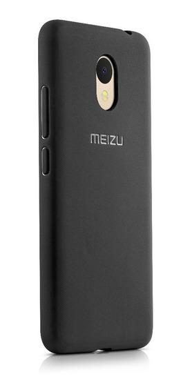 Capa Capinha Case Original Meizu M5c + Película De Plástico