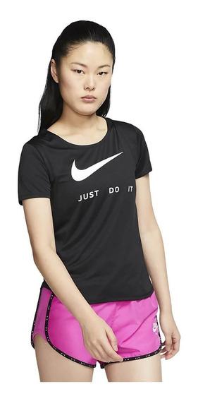 Camiseta Nike Running Feminina Cj1970-010