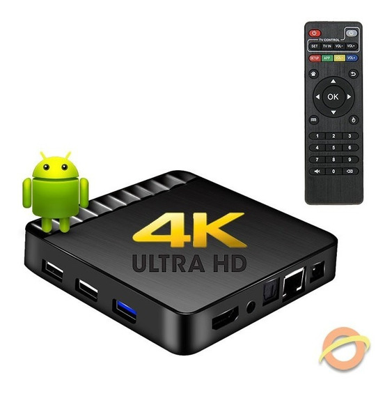 Mini Pc Smart Tv Box Full Hd Convertidor Smart Tv Mini Pc Peliculas