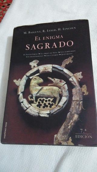 El Enigma Sagrado475págs2001 Espanha-ótimo Estado