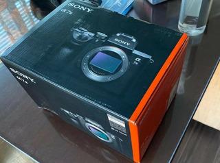 Camara Sony A7 Iii