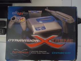 Videogame Dynavision Xtreme Na Caixa Com 101 Jogos