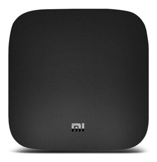 Streaming media player Xiaomi Mi Box de voz 8GB negro con memoria RAM de 2GB