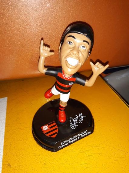 Boneco Ronaldinho Gaúcho Flamengo