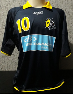 Camisa Do Time Ole Brasil Futebol Clube