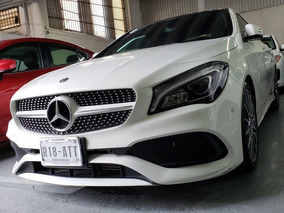 Mercedes-benz Clase Cla 2.0 250 Cgi Sport At 2018