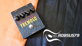 Pedal Voodoo Lab Tremolo Made In Usa