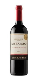 Vino Tinto Concha Y Toro Reservado Cabernet Sauv 750ml