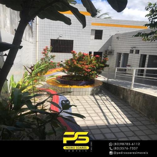 Imagem 1 de 4 de Prédio Para Alugar, 1000 M² Por R$ 14.000/mês - Centro - João Pessoa/pb - Pr0039
