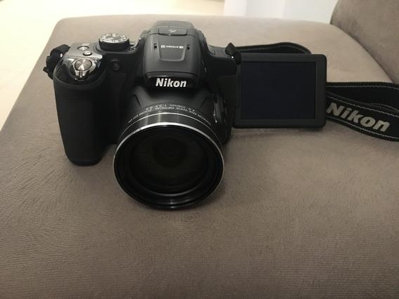 Kit Câmera Digital Nikon Coolpix P610