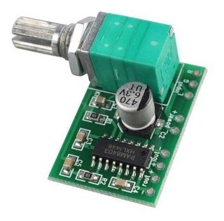 Miniamplificador 5v Pam8403 - Potenciometro