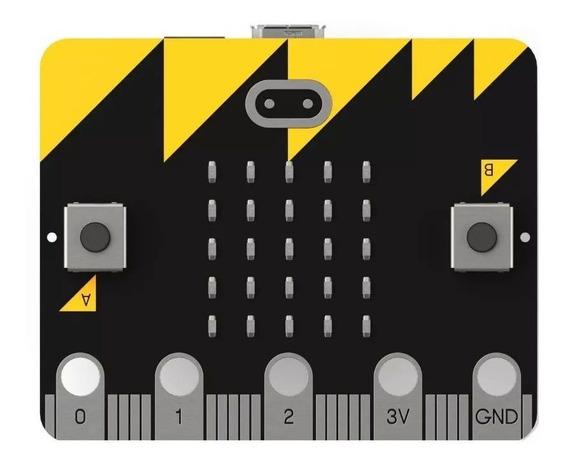 Microcontrolador Bbc Micro Bit Micro:bit Oem Go Robotica
