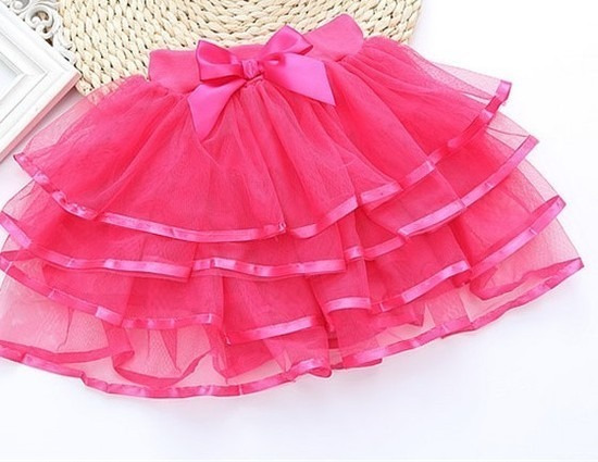 Saia Tuttu Pink