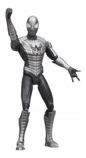 Boneco Homem-aranha Armored Marvel Legends Series 10cm