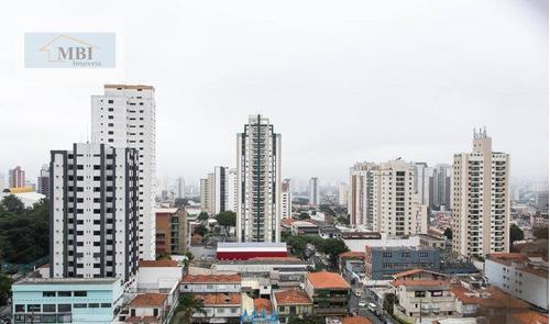 Imagem 1 de 30 de Apartamento Tatuapé - Ap1331