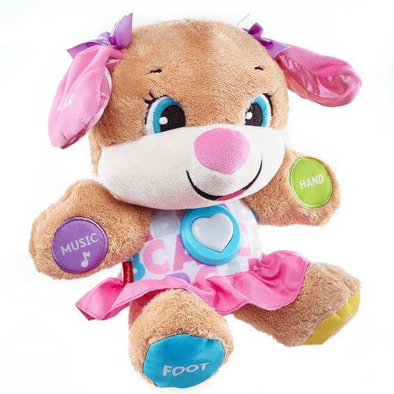 Fisher-price Laugh & Learn Smart Stages Sis Peluche