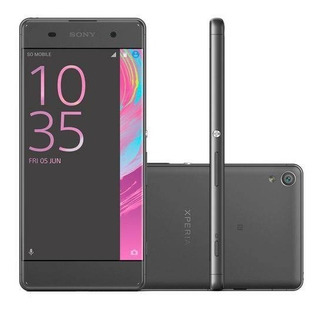 Celular Sony Xperia F3115 Xa Single Lacrado Black Friday