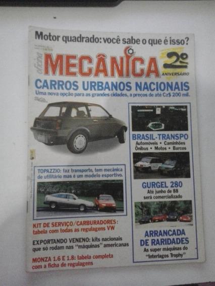 Revista Oficina Mecânica - N° 18 - Frete Grátis