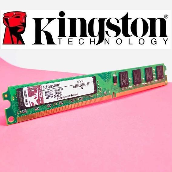 Memoria Desktop Kingston 8gb Ddr3 1333mhz