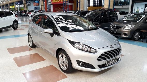 New Fiesta 1.6 Sel Flex 4p Automático 2017/2017