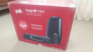 Polk Magnifi Mini Soundbar + Subwoofer En Caja