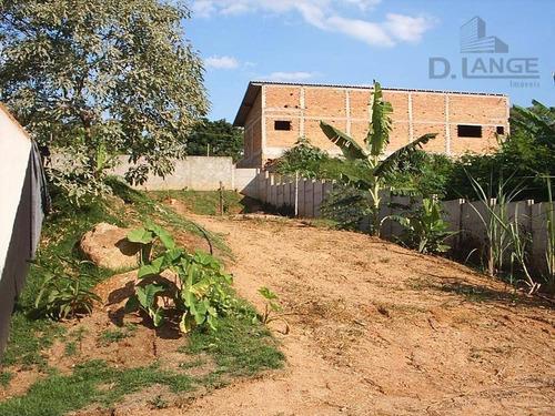 Chácara À Venda, 1440 M² Por R$ 580.000,00 - Jardim Santa Cândida - Campinas/sp - Ch0200