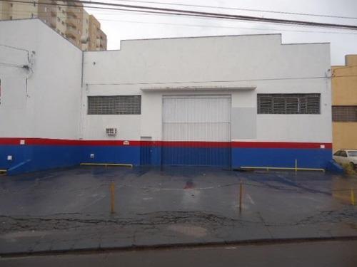 Galpão Em Avenida - Ga0110