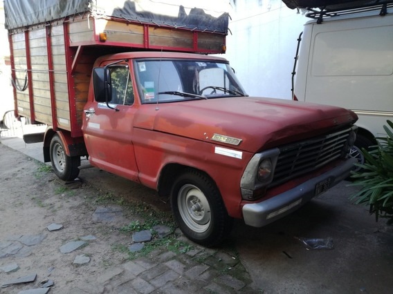 Ford F-100 $240000
