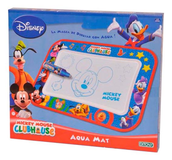 Mickey Club House Aqua Mat Original Ditoys