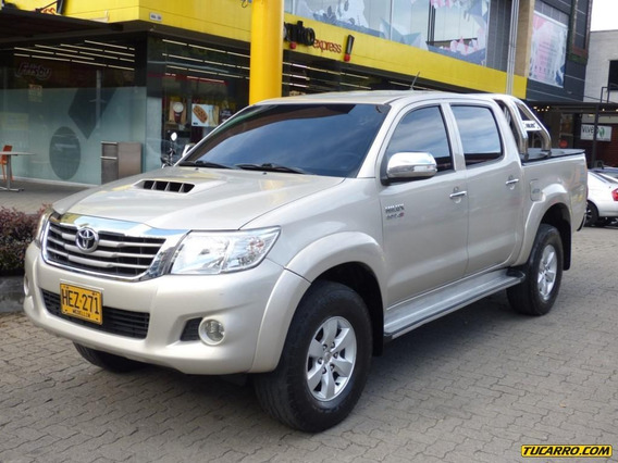 Toyota Hilux Hilux Srv At